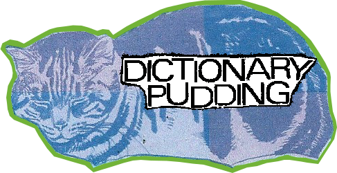Dictionary Pudding