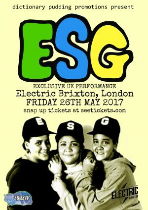 ESG poster seetickets