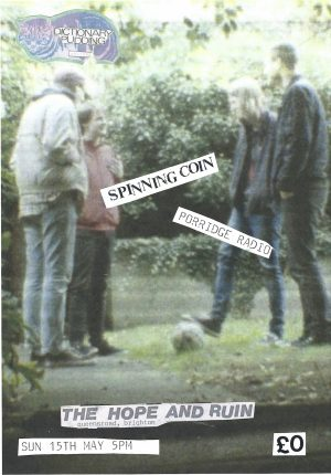 Spinning Coin Poster