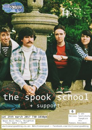 Spook School poster