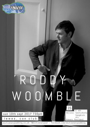 Woomble poster