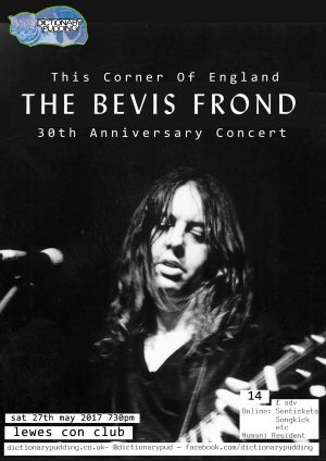 bevis frond poster