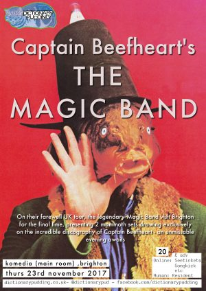 magic band poster