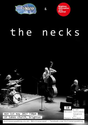 the necks poster